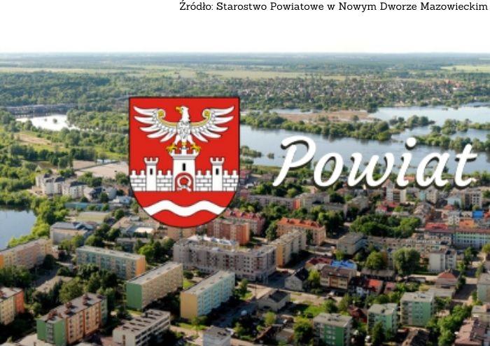 Powiat Nowy Dwór Maz.: Zmiana organizacji pracy Starostwa