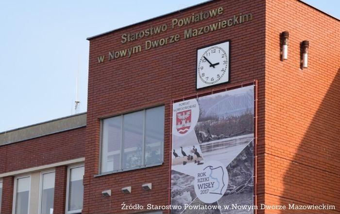 Powiat Nowy Dwór Maz.: Stop wypalaniu traw!