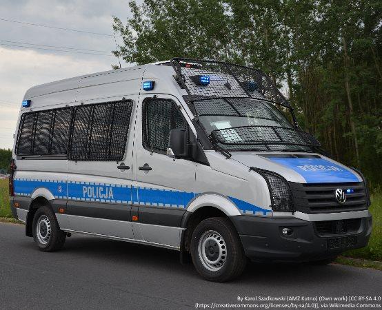 Policja Nowy Dwór Maz.: Kolejne spotkania w szkołach