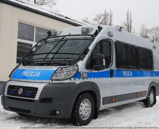Policja Nowy Dwór Maz.: Złamał sądowy zakaz