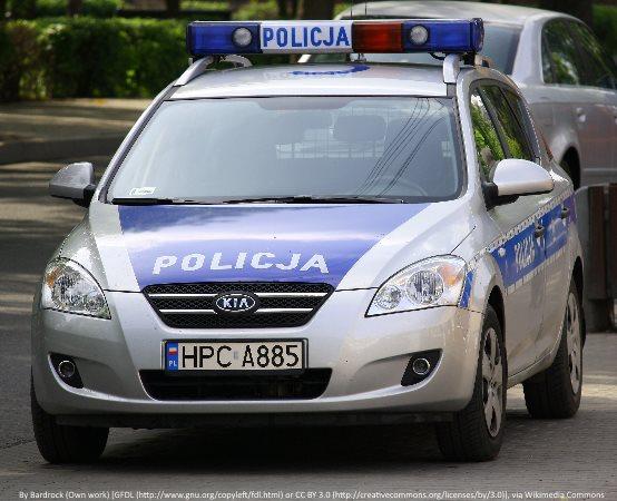 Policja Nowy Dwór Maz.: Tragiczny wypadek. Zginął operator walca drogowego