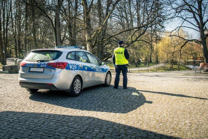 Policja Nowy Dwór Maz.: Nietrzeźwy kierujący zatrzymany przez policjantów