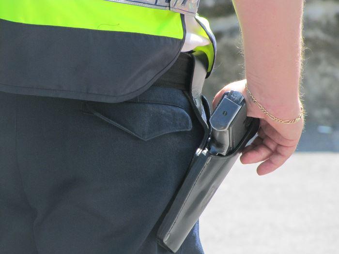 Policja Nowy Dwór Maz.: Zatrzymany za kradzież akumulatorów