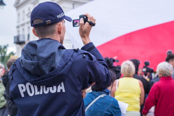 Policja Nowy Dwór Maz.: #GaszynChallenge w nowodworskiej komendzie