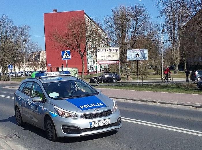 Policja Nowy Dwór Maz.: Rowerzysta miał 2,7 promila